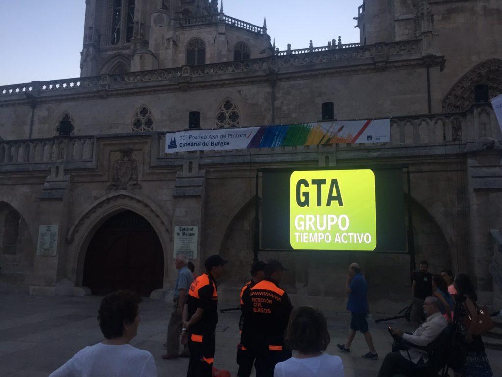 Alquiler Pantalla LED Burgos
